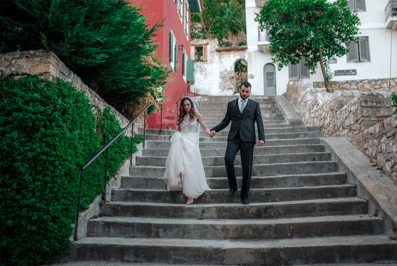 wedding planning in Nafplio