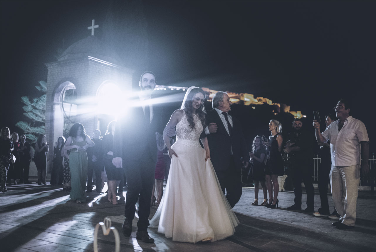 orthodox wedding Greece, orthodox church, Nafplio weddings