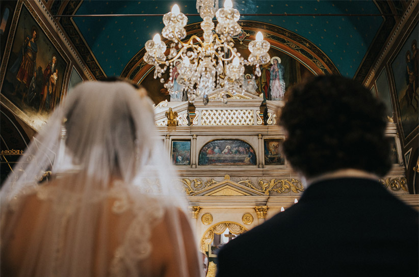 orthodox wedding , destination weddings Greece