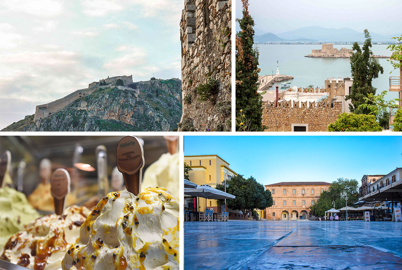 6 must do things on a one-day excursion to Nafplio, ημερήσια εκδρομή στο Ναύπλιο