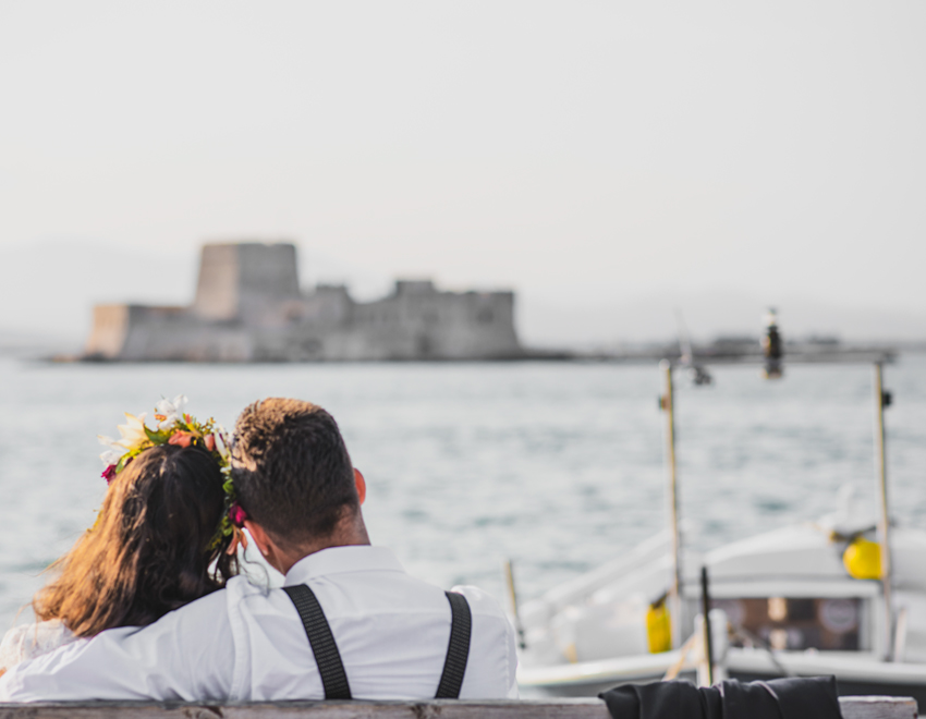 Wedding in Nafplio