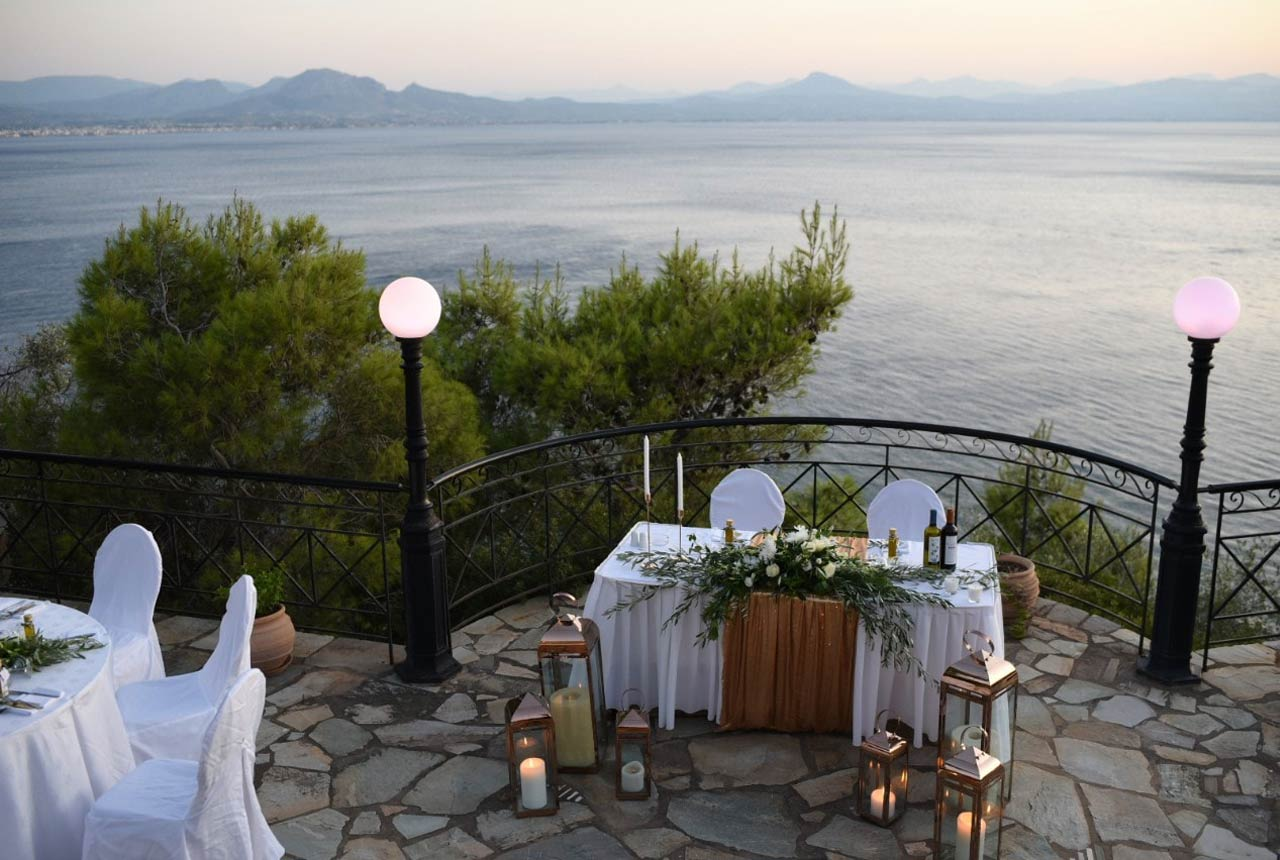 wedding decoration, wedding planning, greece, wedding table
