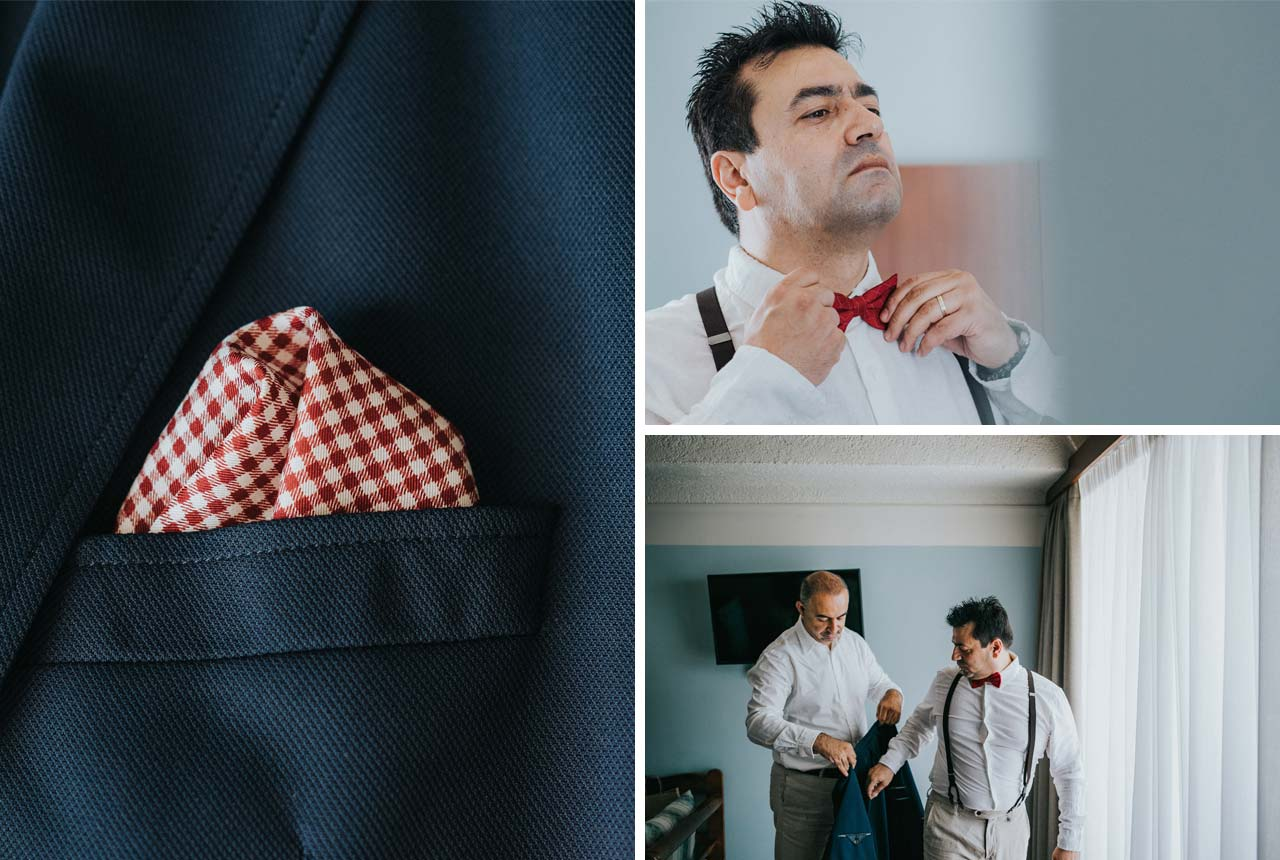 groom preparation, wedding planning