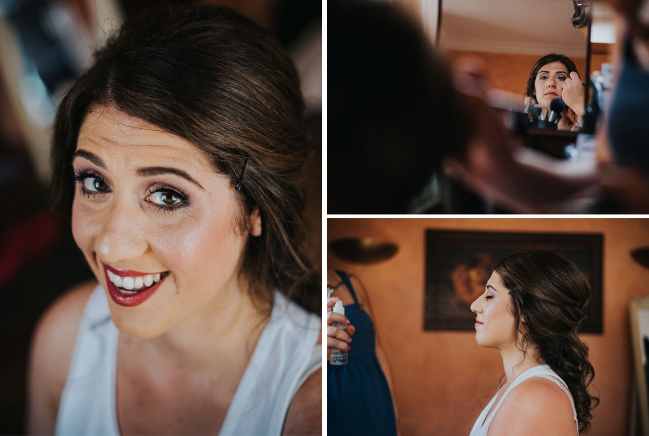 wedding bridal preparation, bride portrait, wedding planning, destination wedding