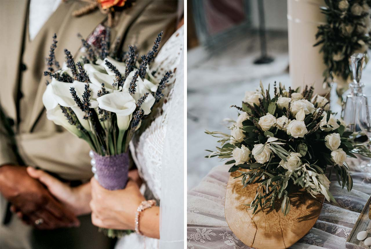 wedding decoration, wedding planning, greece, wedding bouquet