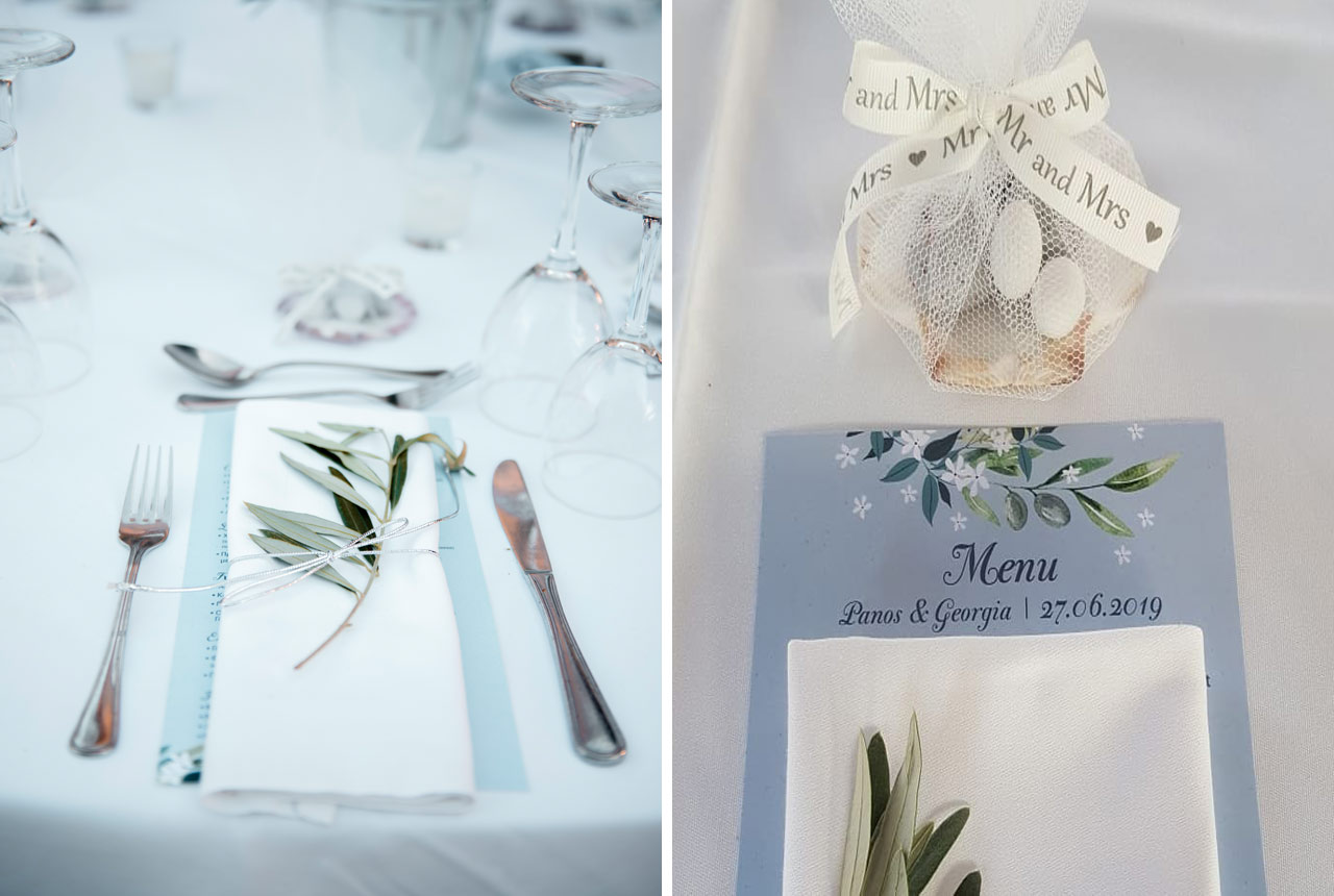 wedding decoration, wedding planning, greece, wedding reception, nafplio, table
