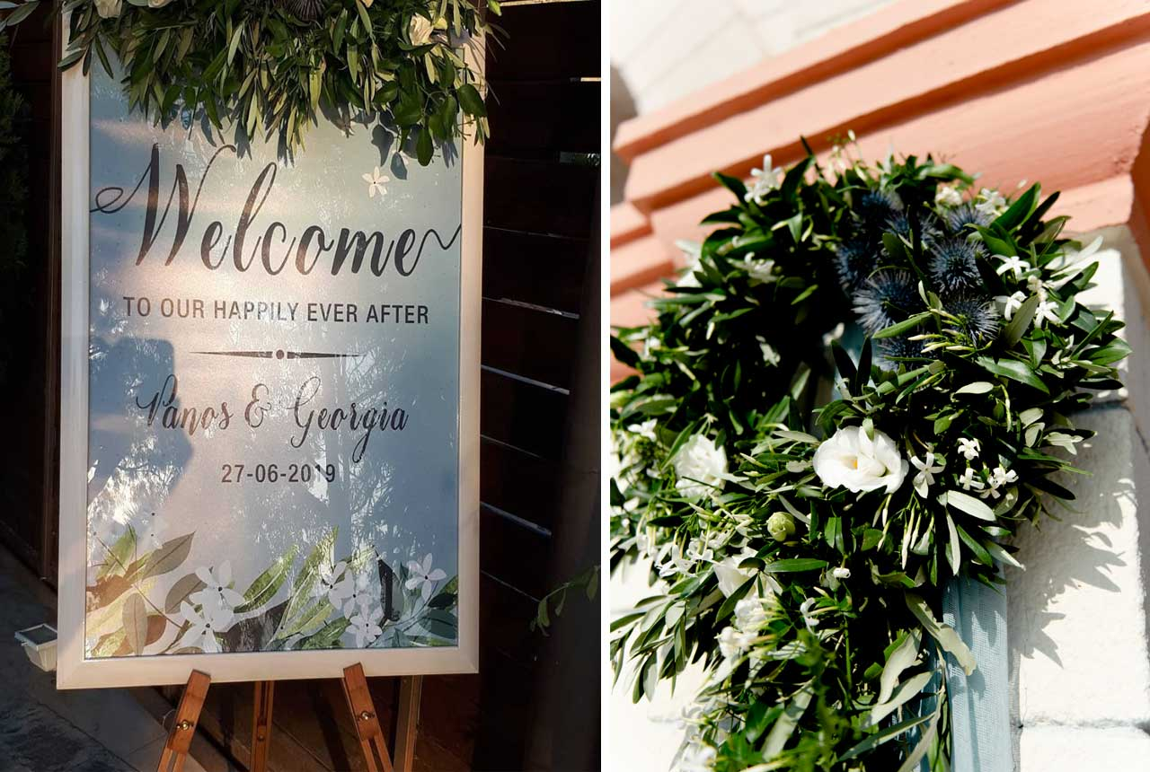 wedding decoration, wedding planning, greece, wedding reception, nafplio