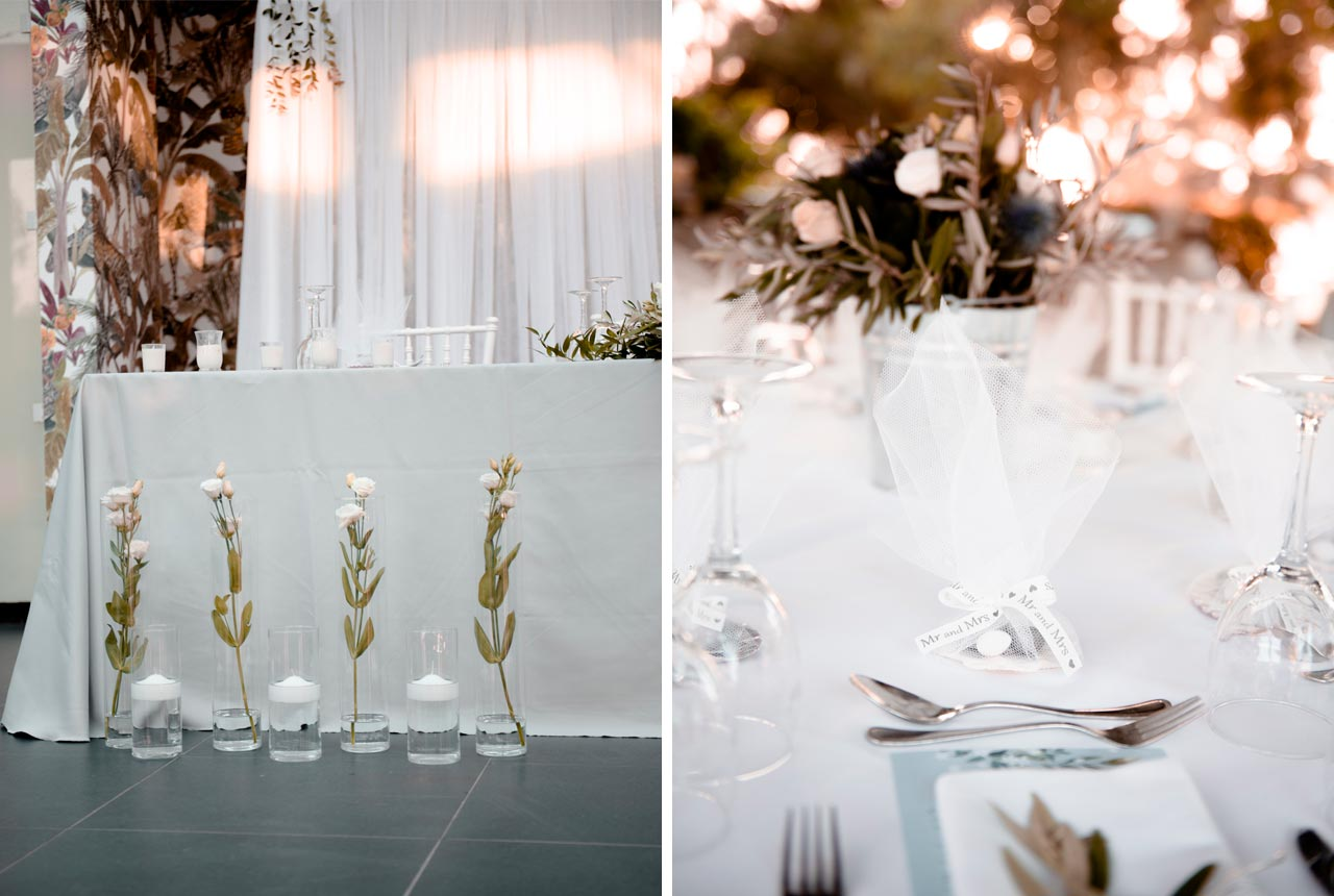 wedding decoration, wedding planning, greece, wedding reception